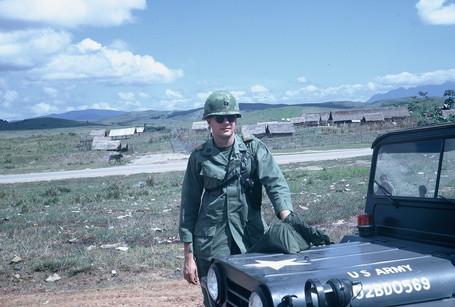 Capt Ronald Cleaver 1970-1971