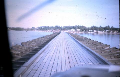 Pontoon Bridge 4/66