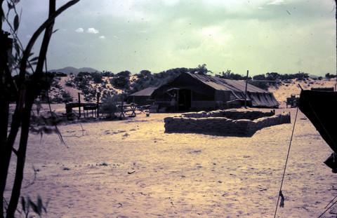NCO Tent